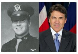 Rick Perry 72 and now