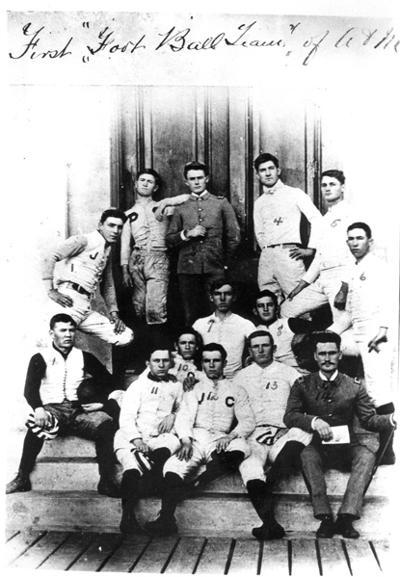 First football team 1894