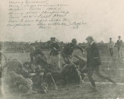 1902 Texas game