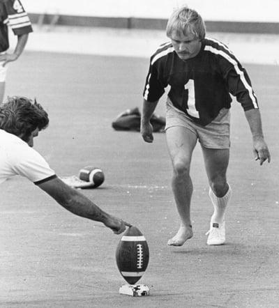 Tony Franklin 1978