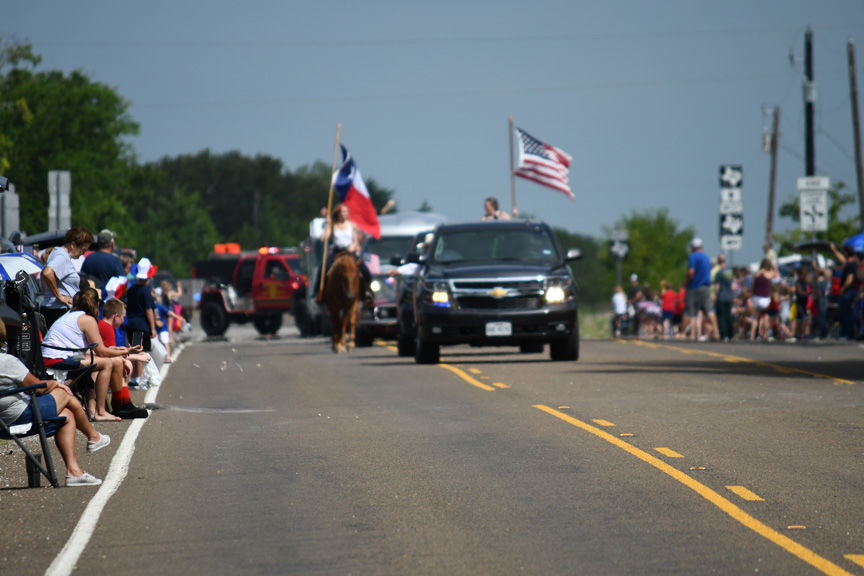25th annual Wheelock Fourth of July Parade and Barbecue