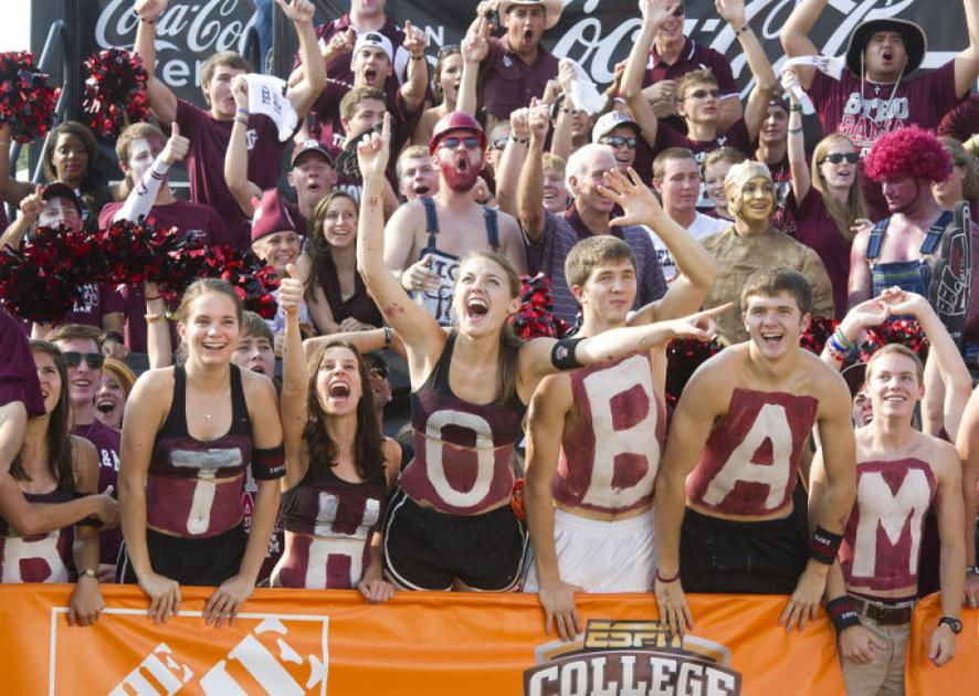 Espn S College Gameday Heading To Aggieland For A Amp M