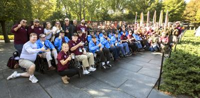 Corps of Cadets Association travels to Washington, D.C.