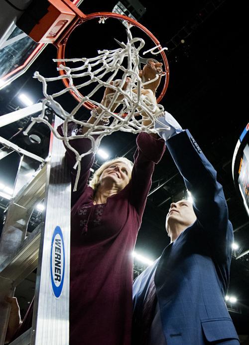 Aggies share SEC regular-season title