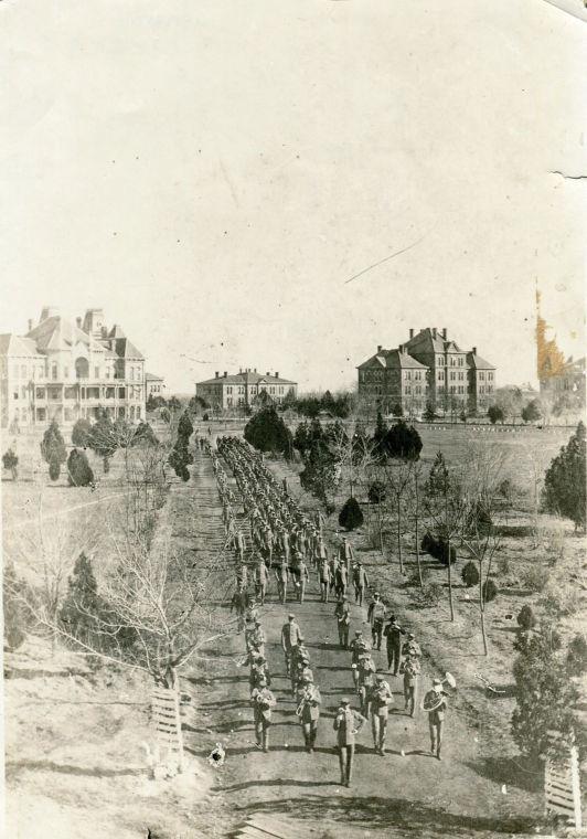 Corps circa 1902