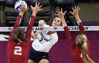 Aggie volleyball