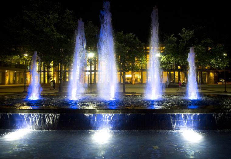 Rudder Fountain2
