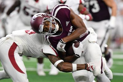 Texas A&M vs. Arkansas football (copy)