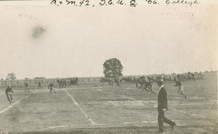 1906 TCU game