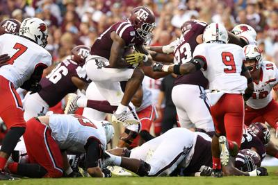 Texas A&M vs. Lamar football