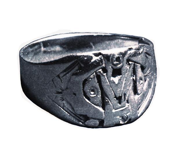 Aggie Ring_1889