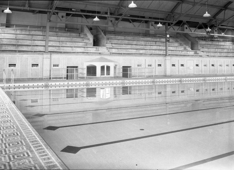 Downs Natatorium