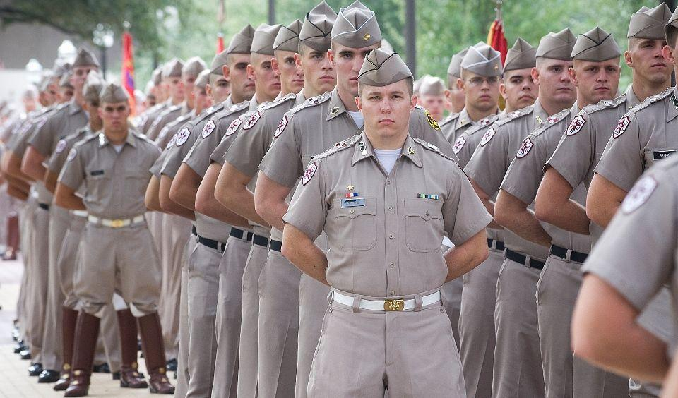 The Corps Of Cadets A Historical Look At The Keepers Of