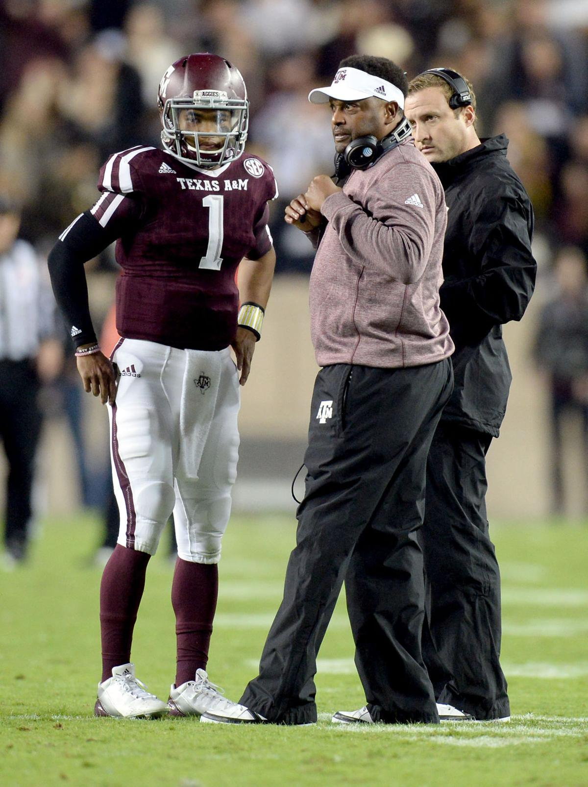 Texas A Amp M Offense S Struggles Persist Football