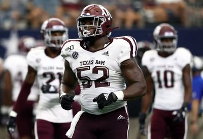 Justin Madubuike, DT, Texas A&M