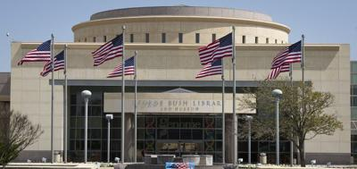George Bush Library location is set