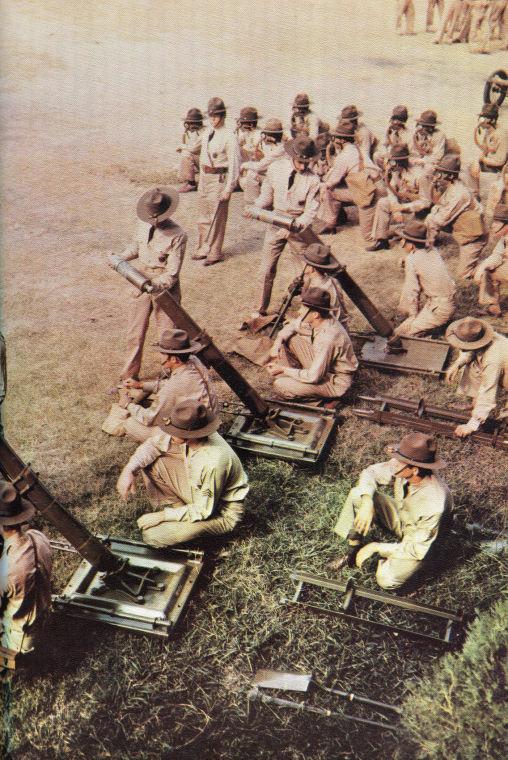 1941 Chemical warfare
