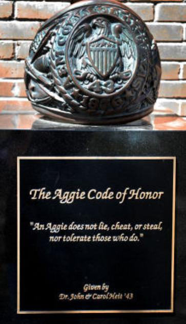 Aggie Glossary: On 'Gig 'em,' 'howdy,' 'hump it' and 'whoop