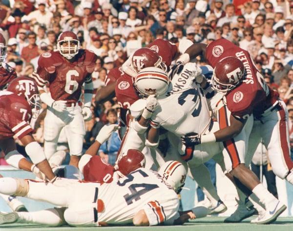 Wrecking Crew vs Bo Jackson 1986