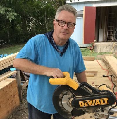 Bushby joins Rebuilding Together team