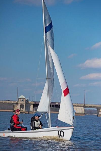 KCHS grad Sunkler is one of 3 senior sailors at Washington