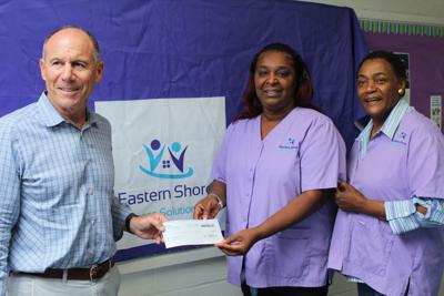 The Waddell Foundation grants $2,750 to Eastern Shore Wellness Solutions