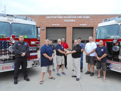 Chestertown VFC to have engine/rescue custom built
