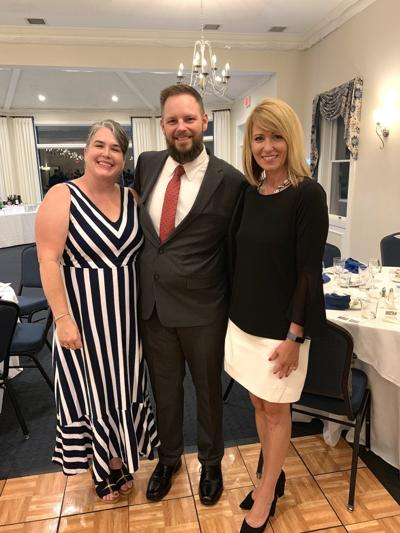 Lincoln Day Dinner held at the country club