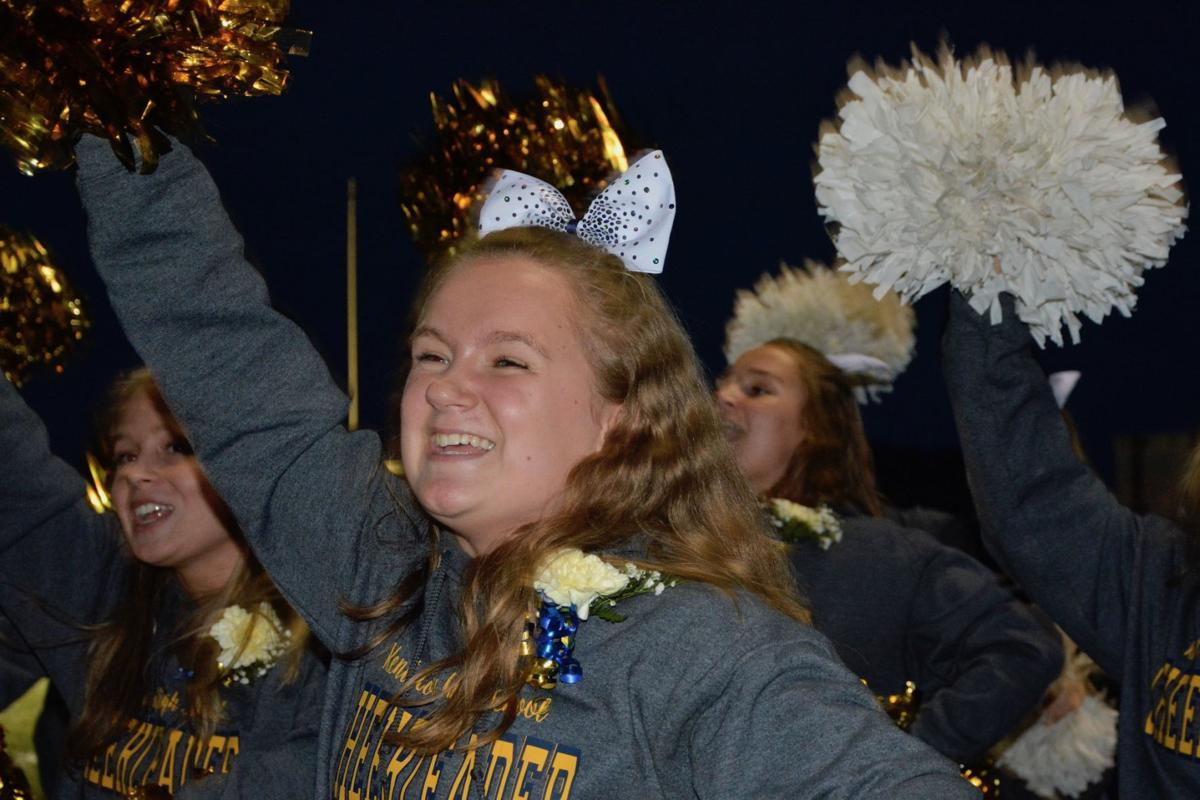 Trojans celebrate their homecoming