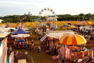Greensboro Carnival opens Monday