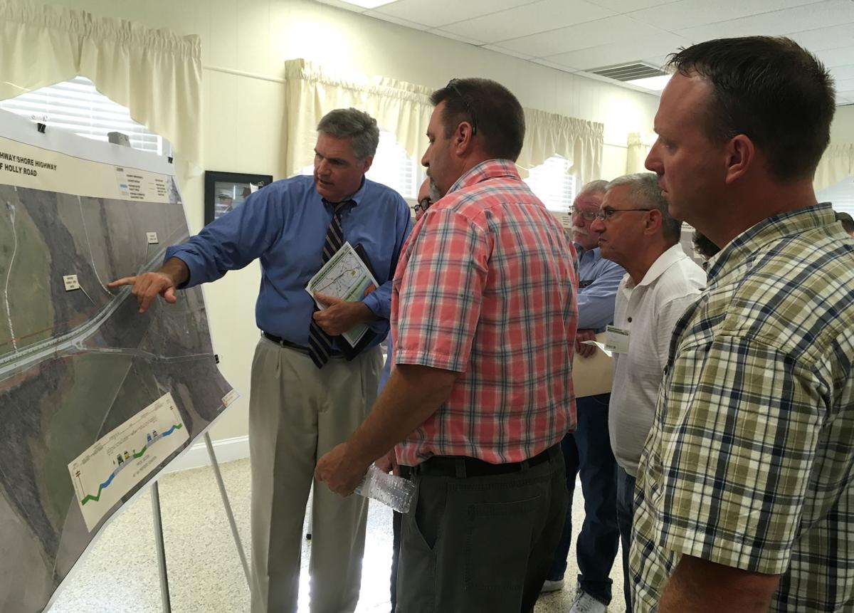 Md 404 widening plan raises questions on property emergency