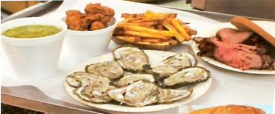 VFW Oyster luncheons begin '19