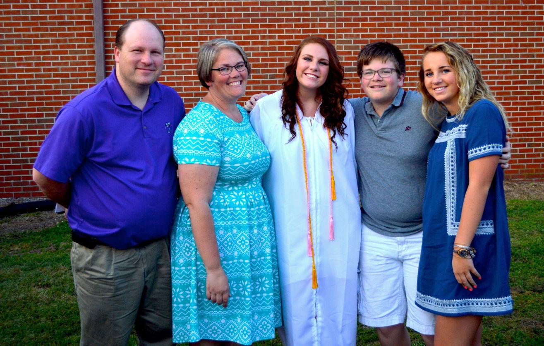 2016 North Dorchester High School Graduation