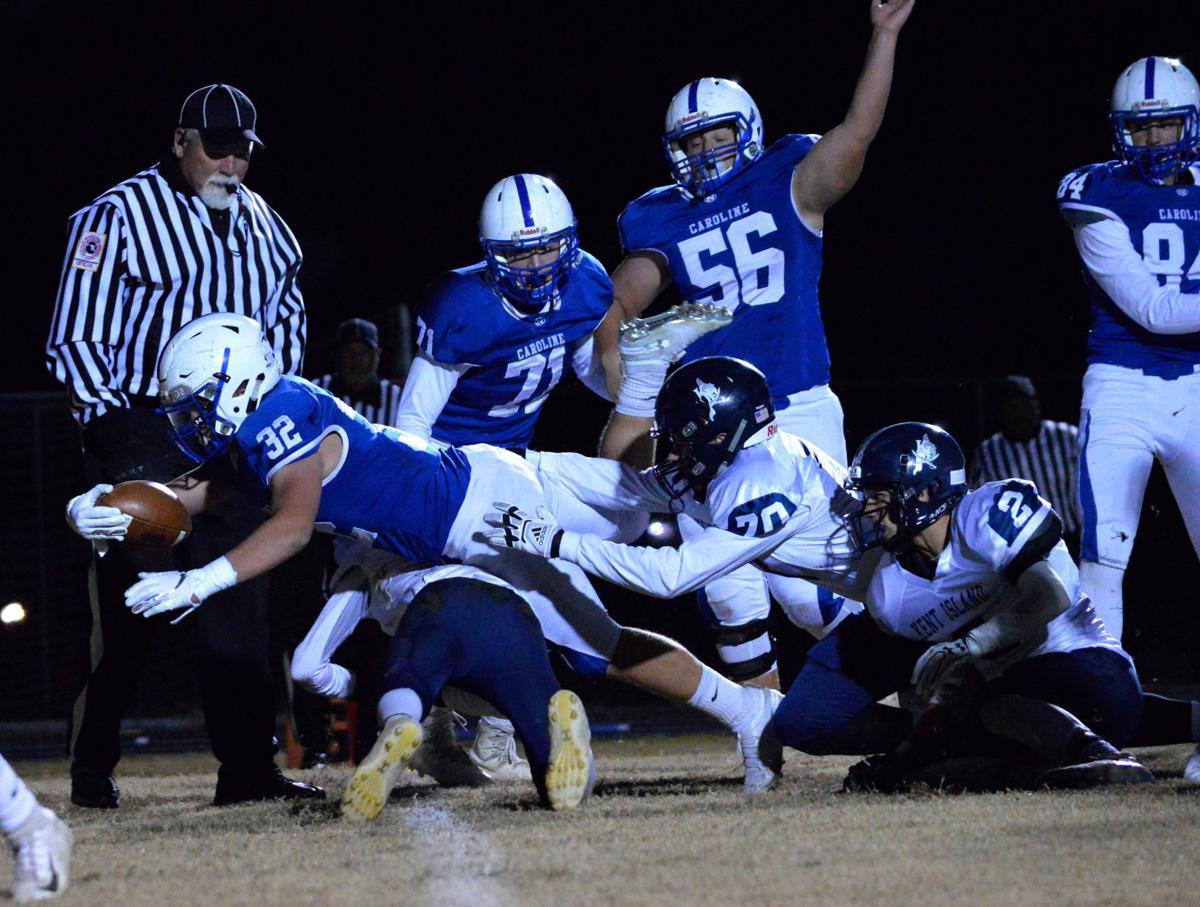Bulldogs Bucs football