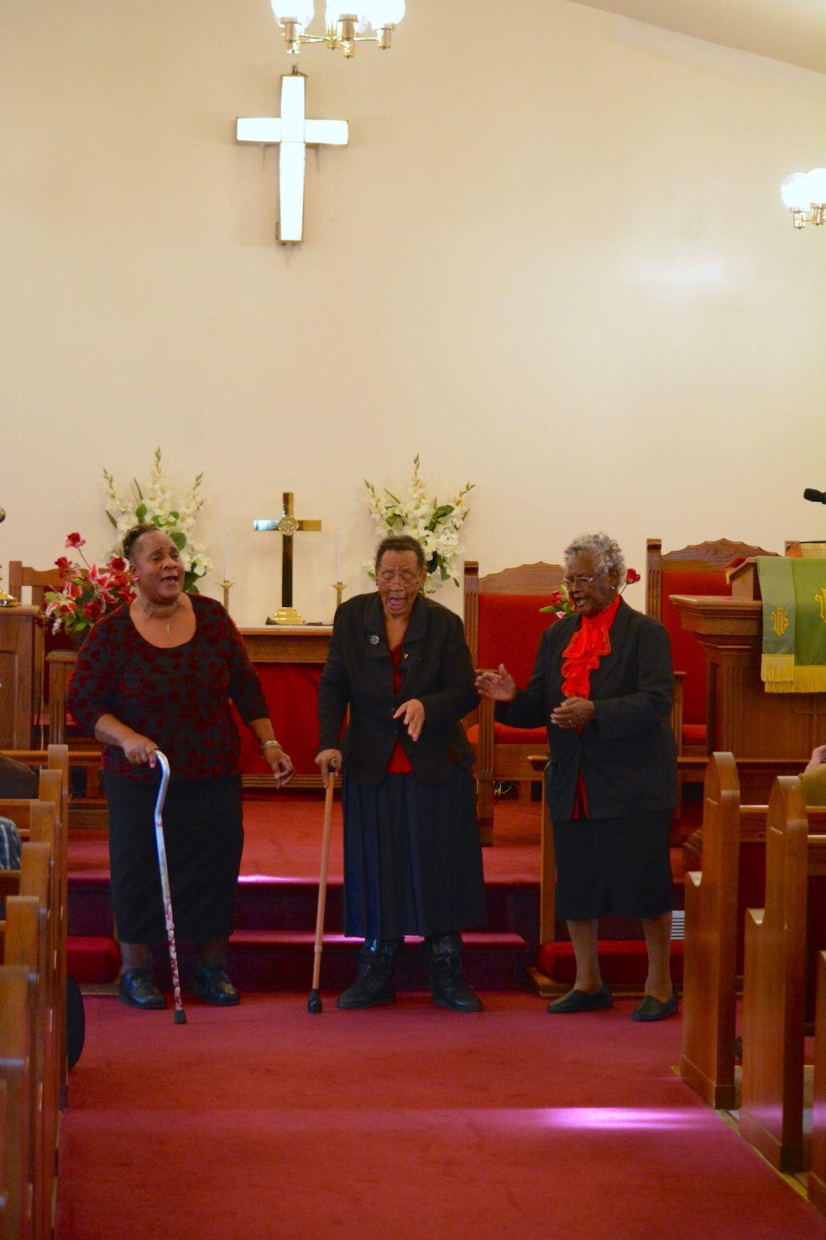 Graves Chapel concert celebrates Dr. King, unity