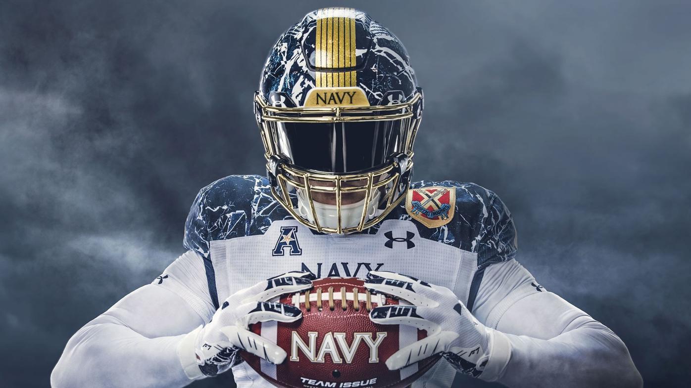 Army vs. Navy: Midshipmen uniforms pay tribute to the Yard