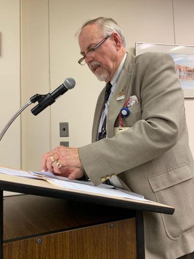 Harrell to serve as Interim Health Officer
