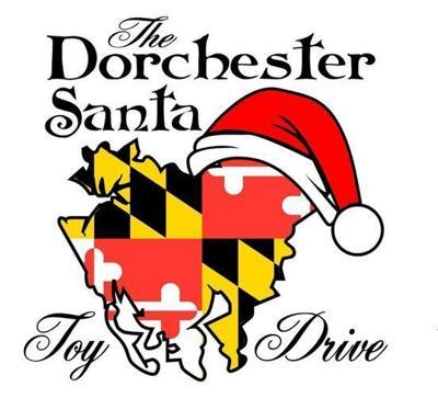 Dorchester Santa Toy Drive logo
