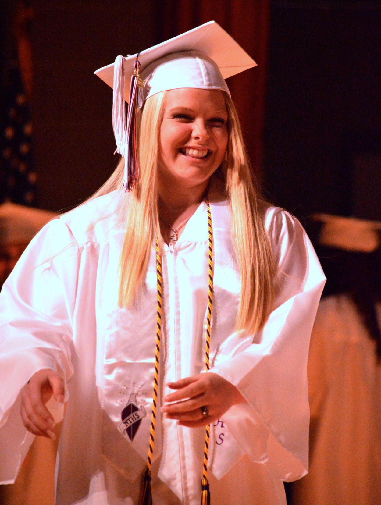 2016 North Dorchester High School Graduation: Jenna Robbins