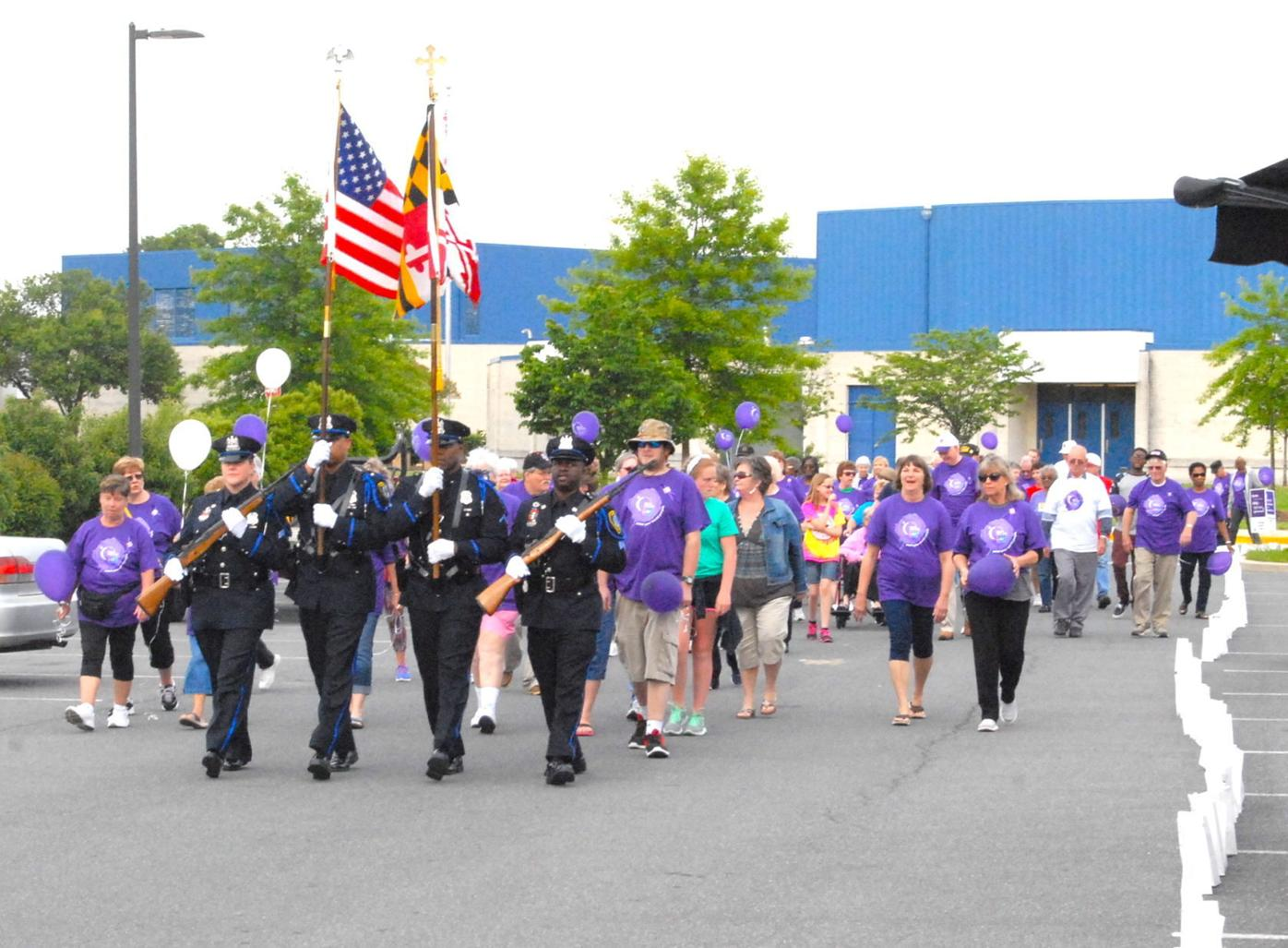 2016 Dorchester Relay for Life