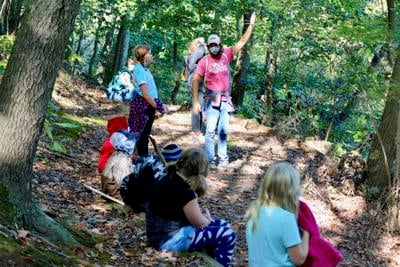 KCMS students visit Echo Hill