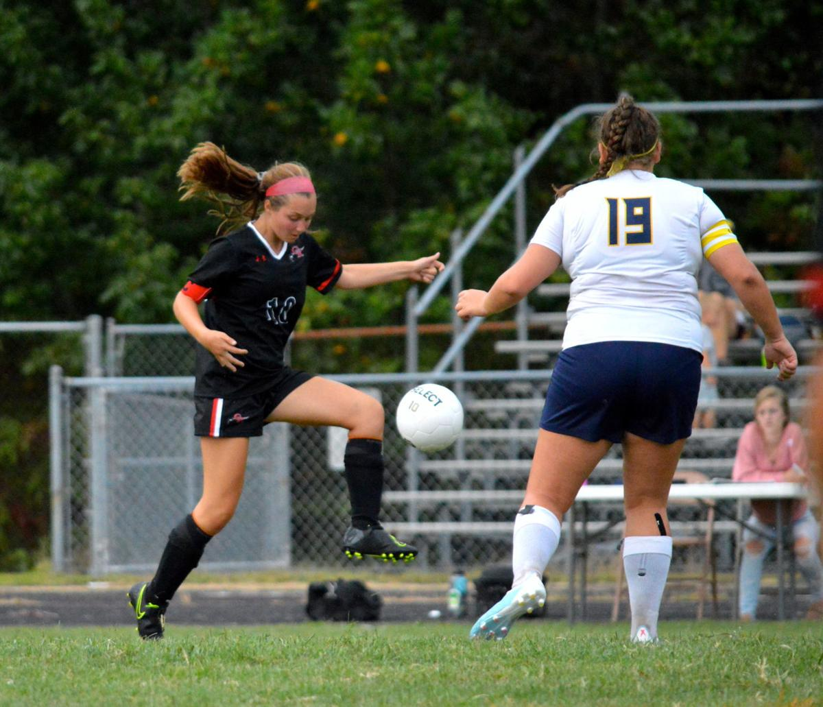 High School Soccer: Kent County at Colonel Richardson