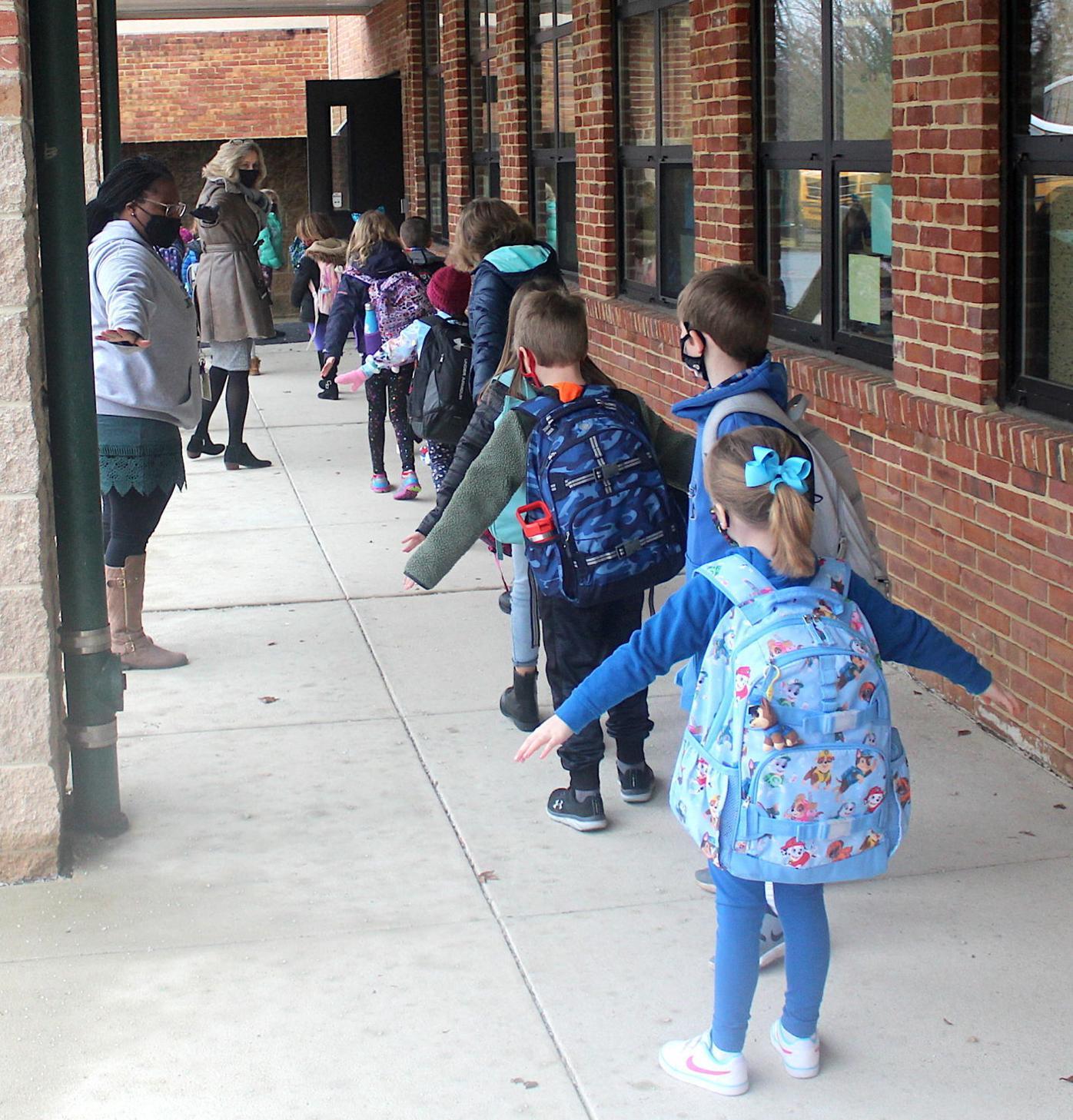 QA schools hybrid opening '21