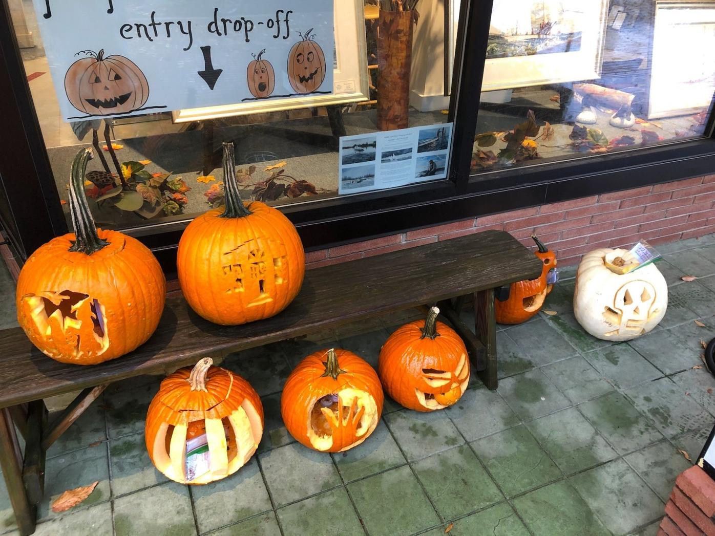 Scarecrows and Pumpkins contest to decorate downtown Chestertown