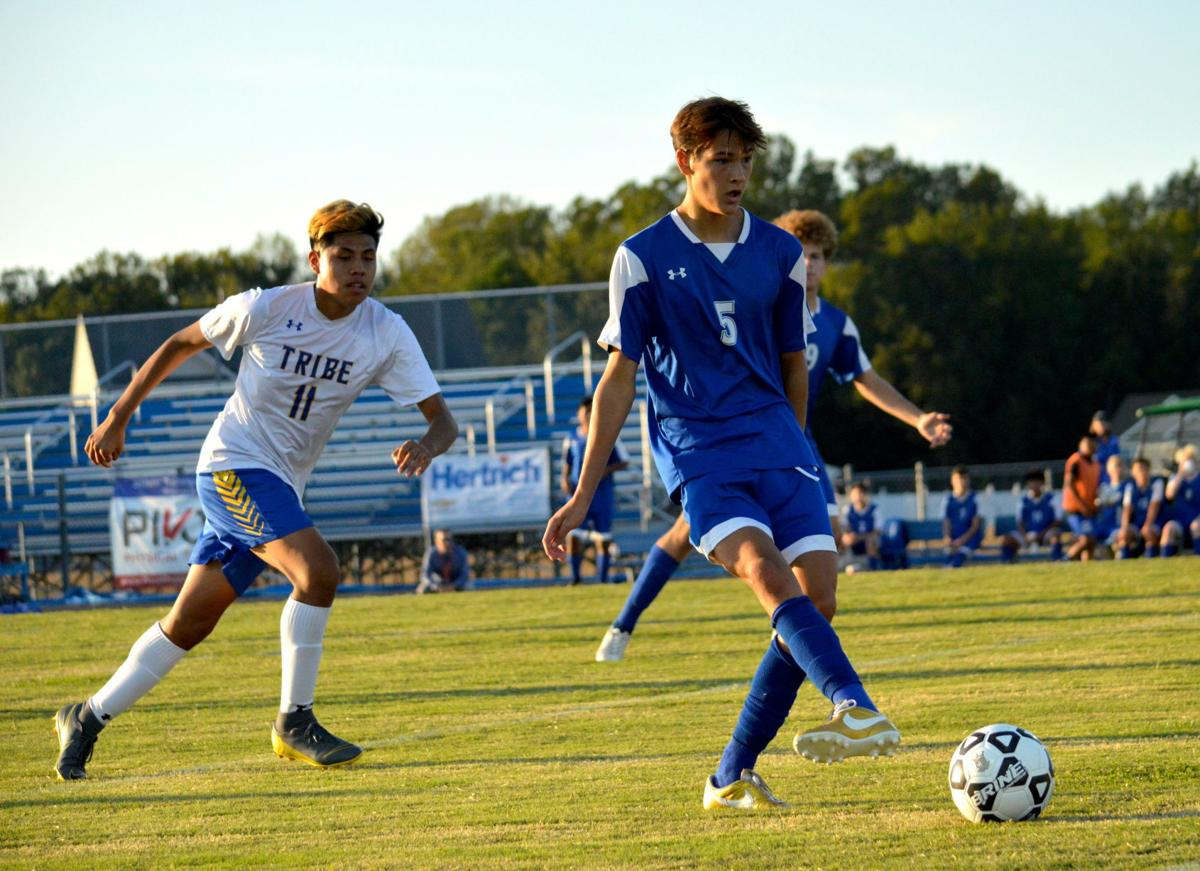 High School Soccer: Wicomico at North Caroline