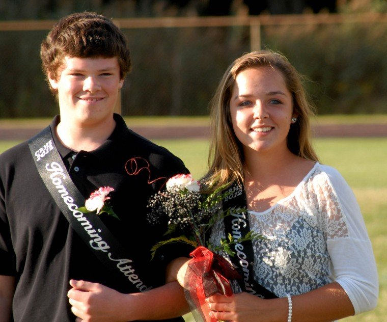 Colonel Richardson Homecoming Court Featured
