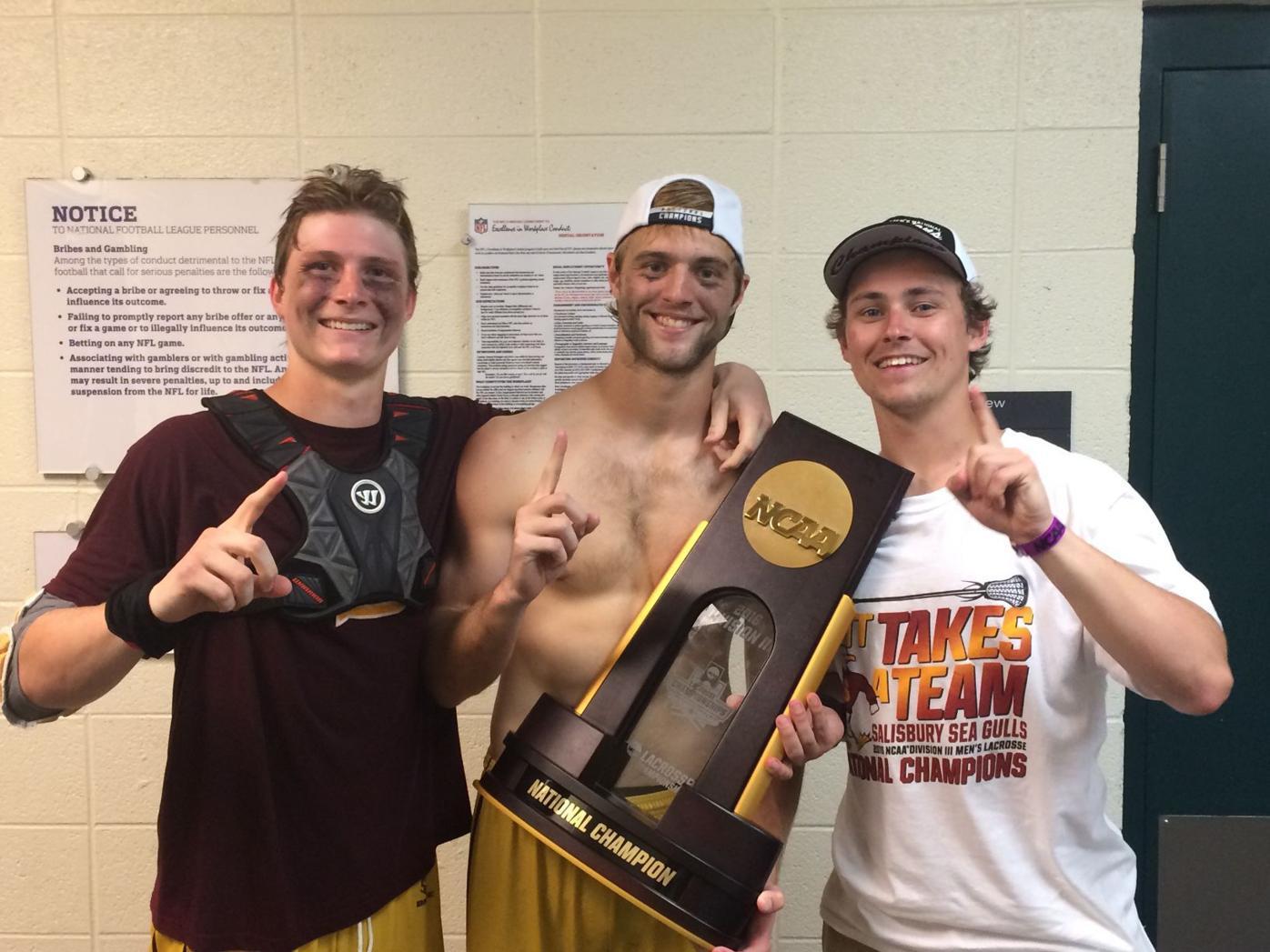 NCAA Division III Men's Lacrosse Championship: Salisbury vs. Tufts