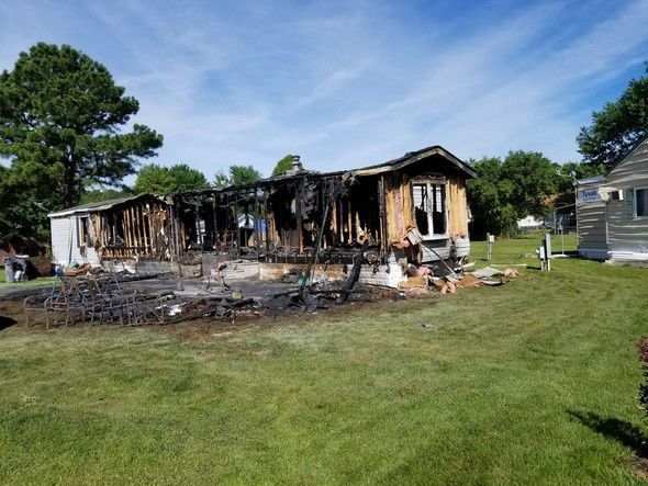 Cambridge community raises funds for family with infant after house fire
