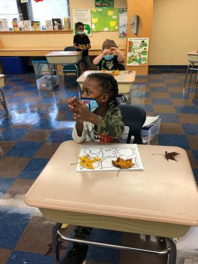 Schools still in-person, but COVID rates could change that