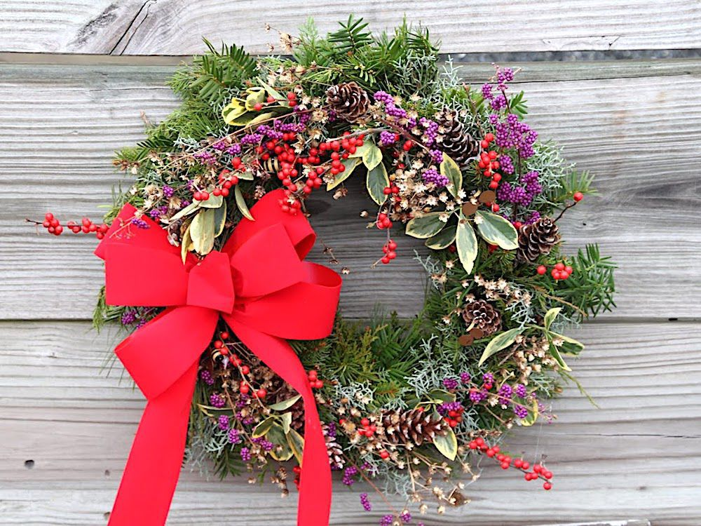 Adkins to hold holiday wreath sale, open house